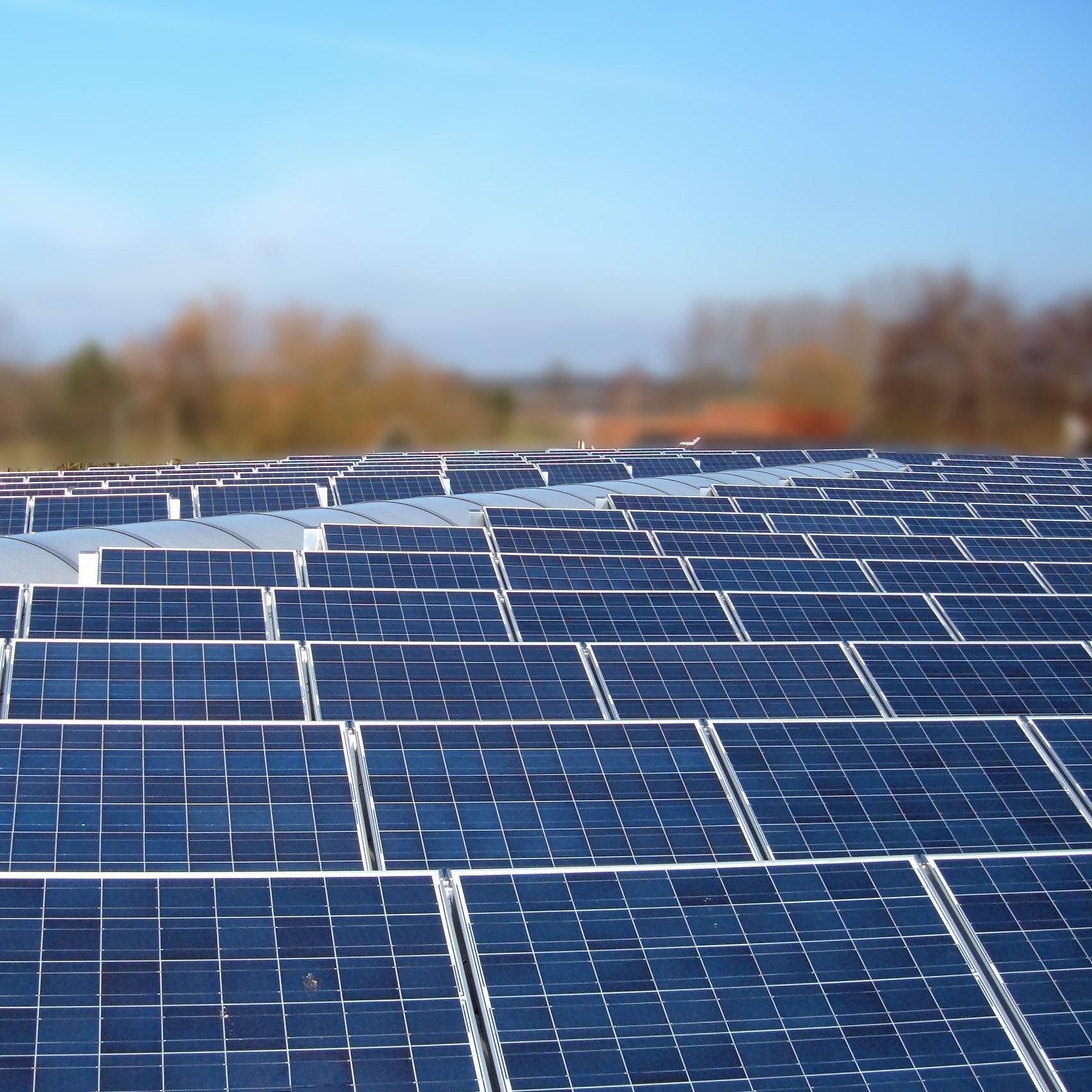 Verheyen Koen Zonnepanelen zonne-energie PV-installatie